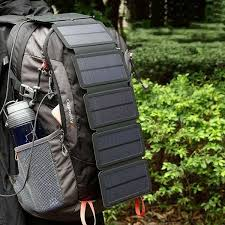 Outdoor <b>Solar Charging Panel Removable</b> Folding Mobile Phone ...