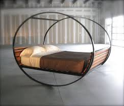 unique bed frames. Unique Bed With A Frame Round Creative ? So Does It Roll When I Roll? Frames L