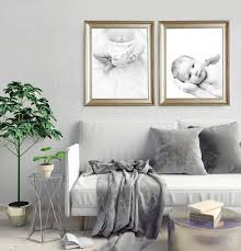 gallery wall set two large wall frames