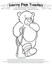 Fashionable Get Well Soon Coloring Pages Christian Printable Coloring