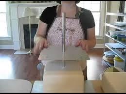 how to make upside down wedding cake dv