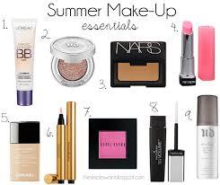 summer make up essentials makeup essentials for