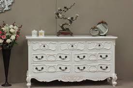 white shabby chic bedroom furniture. White Wooden Rectangle Carved Antique Shabby Chic Bedroom Furniture