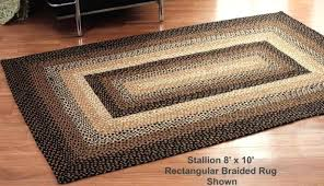braided kitchen rugs home and interior endearing country braided rugs on area and coir doormats for braided kitchen rugs