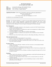 Job Descriptions For Resume Free Resume Example And Writing Download