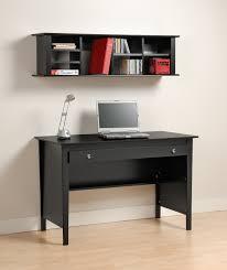 wonderful decorations cool kids desk. Furniture. Rectangle Black Wooden Desk With Drawer On Laminate Flooring Plus Shelves Wonderful Decorations Cool Kids F