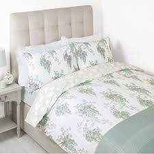 wisteria duck egg duvet cover view large