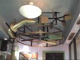 houzz ceiling fans. Modest Ideas Steampunk Ceiling Fan The Grande Zephyr Steam Punk YouTube Houzz Fans