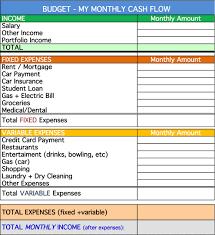 easy budget form basic home budget barca fontanacountryinn com