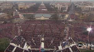 Analyzing Trumps Lies About The Inauguration Crowd Size And Why It