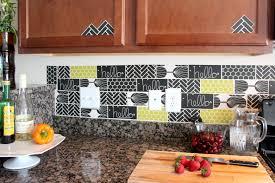 Kitchen Backsplash Wallpaper 13 Removable Kitchen Backsplash Ideas