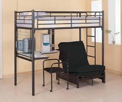 TWIN FUTON WORKSTATION LOFT BED - TWIN WORKSTATION LOFT BED | Bunk ...
