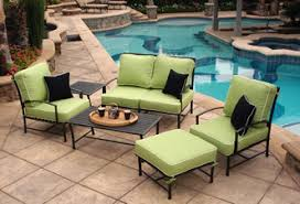 Aluminum Furniture Store Summer Sale = 10% off and FREE Shipping