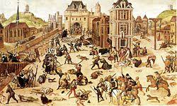 early modern  the st bartholomew s day massacre of french protestants in 1572