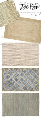 farmhouse style rugs. The Best Modern Farmhouse Style Natural Fiber Jute Rugs For Your Living \u0026 Dining Room-
