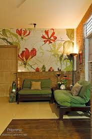 Small Picture Wallpaper India How to choose the right one Interior Design