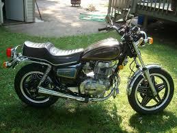 1981 honda cm400t motorcycles