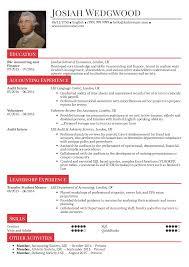 Graduate Accountant Resume Sample Resume Samples Career Help