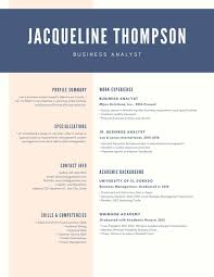 Business Analyst Modern Resume Template Ivory Modern Minimalist Resume Templates By Canva