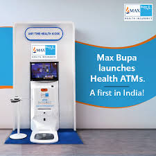 Vending Machine Insurance Gorgeous Indian Insurance Company Rolls Out ATMs That Sell Health Insurance