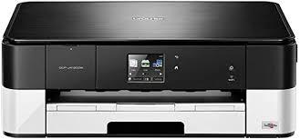 أيضا يمكنك العثور على برنامج تشغيل هذا. Brother Dcp J4120dw Colour Inkjet Printer A4 With A3 Print Capability Print Copy Scan Wireless Amazon Co Uk Computers Accessories