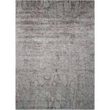 gemstone hematite 8 ft x 10 ft area rug