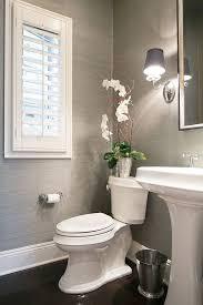 half bathroom ideas gray.  Gray Photo 3 Of 7 Grey Bathrooms Designs Gray Bathrooms Half Small  Bathroom Wallpaper Baths To Ideas T
