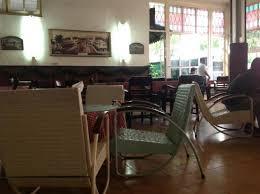 Interior Toko Oen Malang