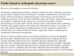 Top 10 Orthopedic Physician Interview Questions And Answers