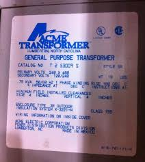 acme transformer wiring diagrams single phase wiring diagram 480 input 240 120 output control transformer wiring mystery rh practicalmachinist com single phase transformer schematic