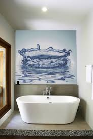 bathroom wall decor pictures. Exellent Wall Wonderfull Design Bathroom Wall Decor Ideas Be Creative With Unexpected  Things And Pictures