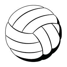 Volleyball Color Pages Coloring Pages For Adults Only Volleyball Printable Kids Coloring