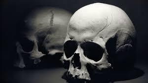 dark skull evil horror skulls art artwork skeleton d wallpaper background