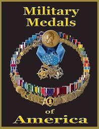 Coast Guard Medals Of America Press