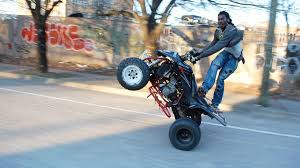 where do you ride a dirt bike when you have no dirt npr
