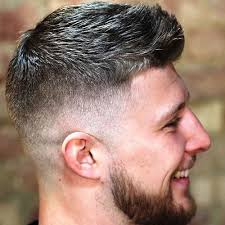 men s short hairstyles for thick hair