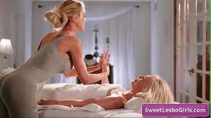 Lesbian Massage Brandi Love