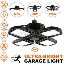 3 light motion activated led garage