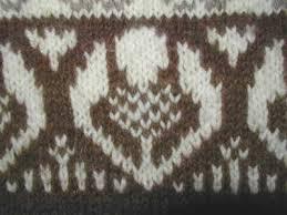 Thistle Knitting Chart Thistles Scottish Thistles Very Nice Knitting Charts