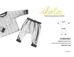 Pajama Shorts Pattern Unique Decorating Design