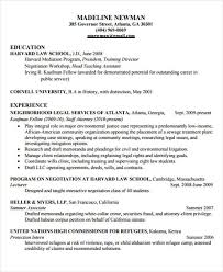 Legal Resume Templates Extraordinary 48 Sample Legal Resume Templates PDF DOC Free Premium Templates