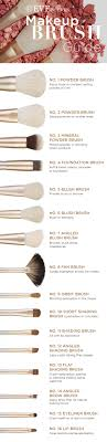 the secret to making your brushes work for you is to give them some tlc clean them weekly with a gentle makeup brush cleaning solution