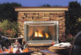 build outdoor gas fireplace