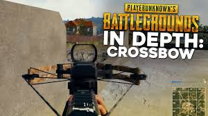 Pubg Crossbow Damage Chart Pubg In Depth Crossbow Guide Damage Range Drop Testing