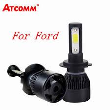 H1 Led Lamp 4300k Car Headlight Bulb H11 H8 H9 9005hb3 9006hb4 12v 6500k Led H4 H7 Auto Light For Ford Fiestafocusmondeo