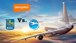 Rbc Avion Points Redemption Chart Compare Travel Loyalty Programs Aeroplan Vs Air Miles Vs