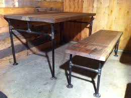 Pipe Furniture 63 Best Black Iron Pipe Furniture Images On Pinterest