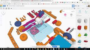 Stl File Designer Creating Printable Stl Files From Models Designed In Lego 3d Cad Software Leocad Obj Files