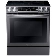 How To Clean Black Appliances Shop Electric Ranges At Lowescom