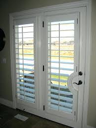 Door Plantation Shutters & Plantation Shutters Sliding Door ...
